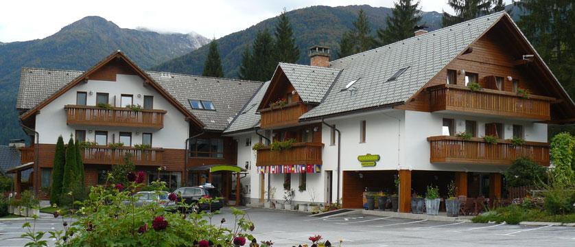 Kristal Hotel, Bohinj, Slovenia - hotel exteriors.jpg